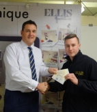 Director Richard Ellis awards apprentice Patrick Madigan with his voucher (1)_142.jpg