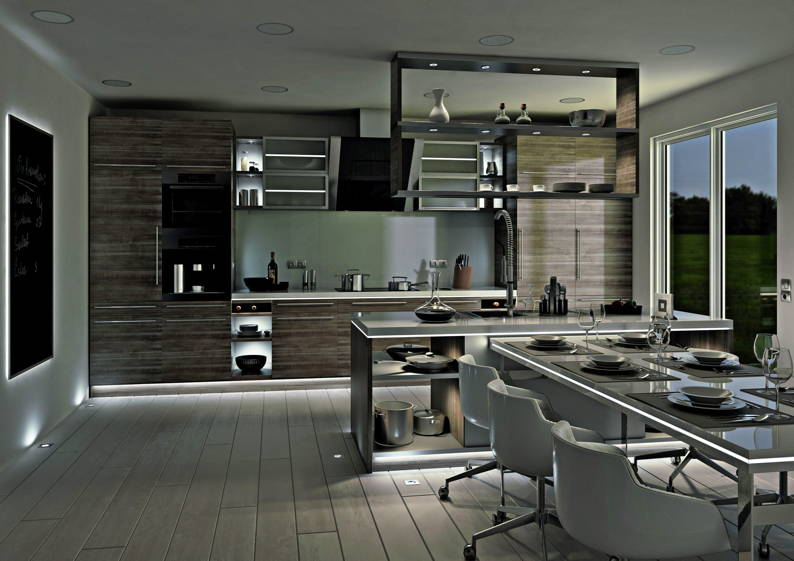 Hettich's Magic range puts interiors in the right light - The KBzine