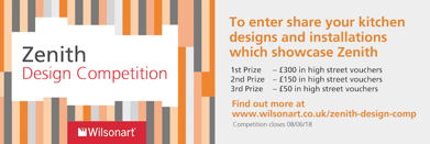 Advert: http://www.wilsonart.co.uk/zenith-design-comp